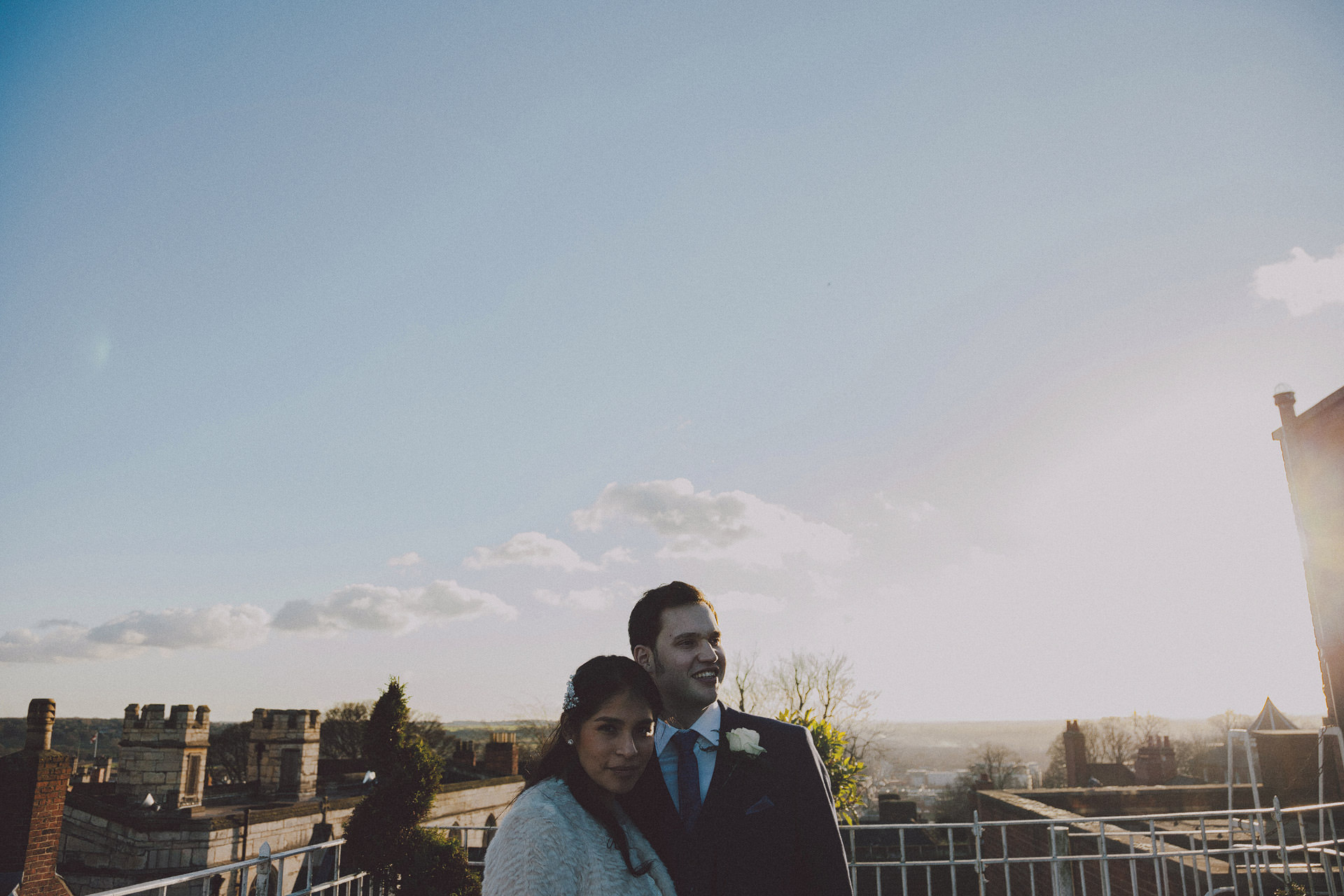 Dave & Guad's White Hart Hotel Wedding Lincoln, Lincolnshire