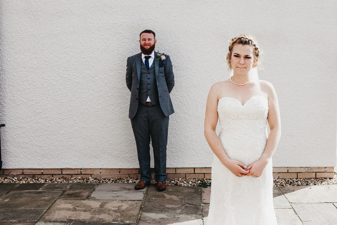 Amy and Mark' Lincolnshire Wedding