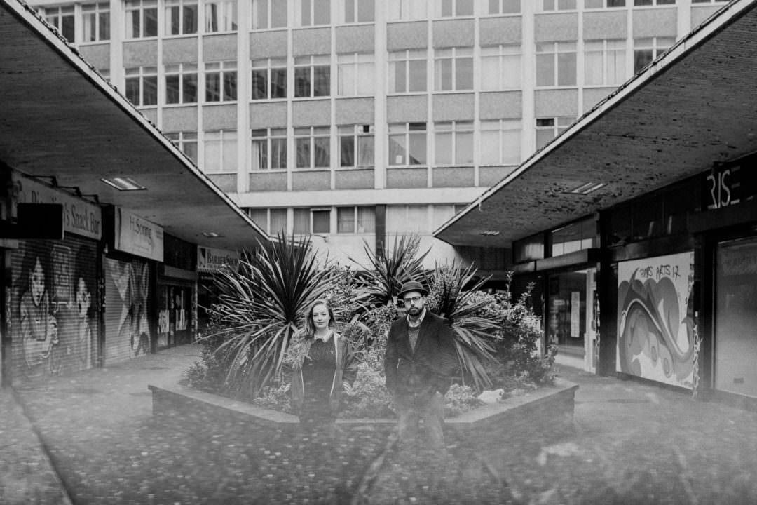 Sam & Remy – A Romance in East Croydon, London