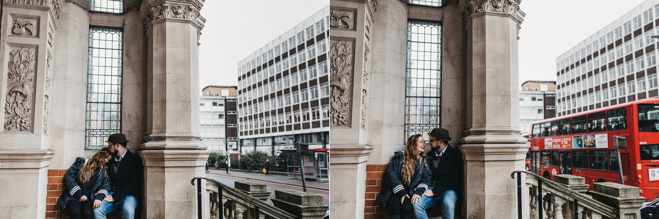 Sam & Remy – A Romance in East Croydon, London