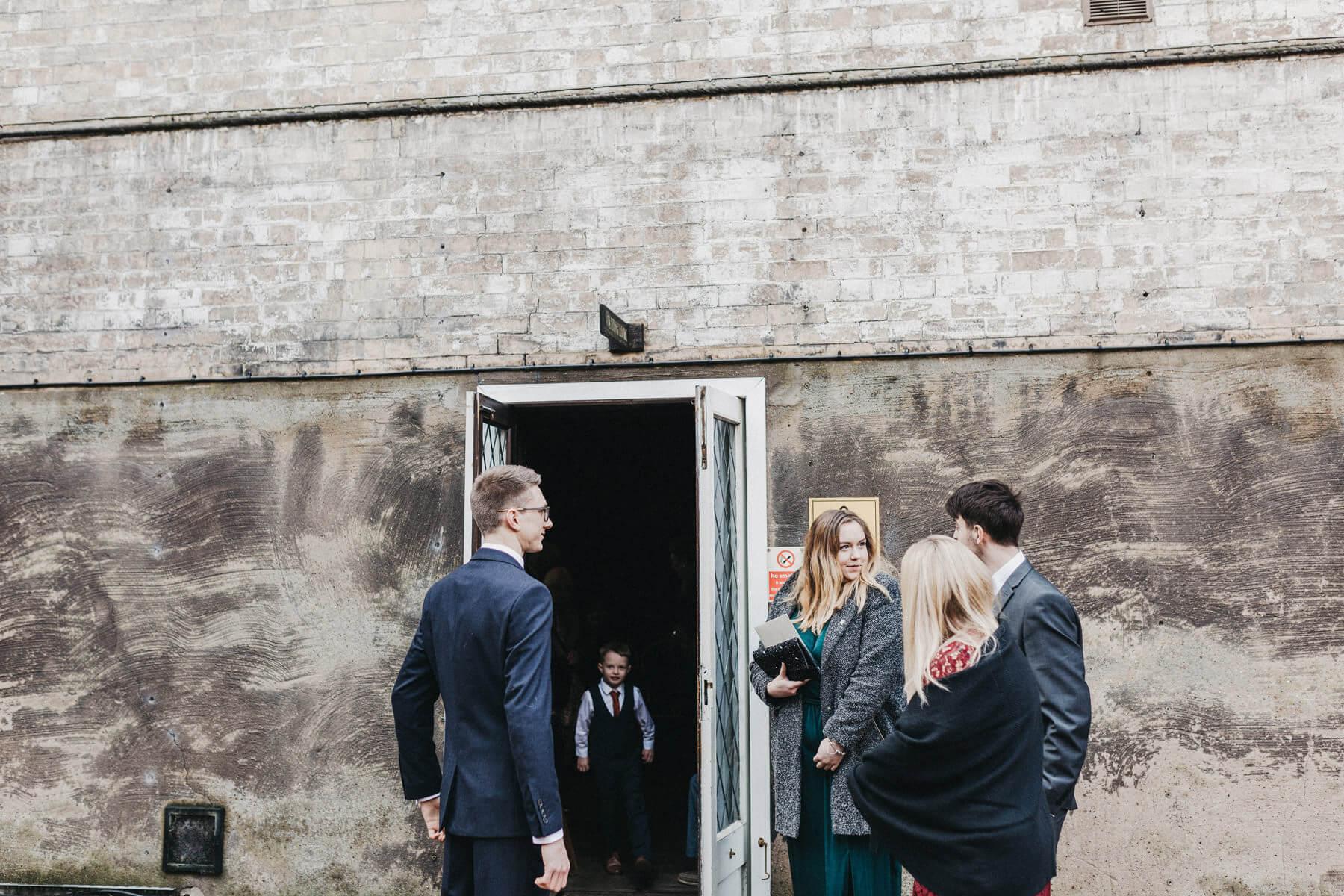 Kev Elkins Wedding Photography – Imogen and Dan Intimate Wedding
